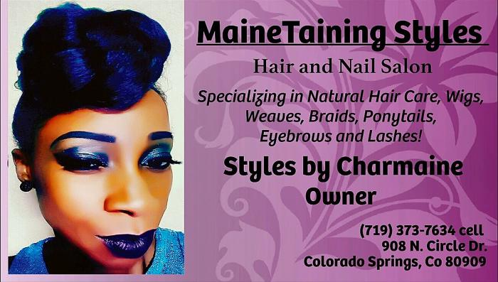 Natural Hair Stylist Denver